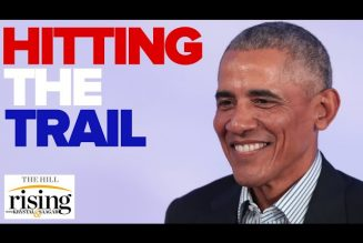 Krystal and Saagar: Obama FINALLY Hits Campaign Trail To SCOLD, Blame Voters For His Own Failures