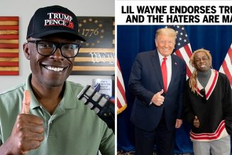 Lil Wayne ENDORSES Trump For President And The Haters Are Mad!