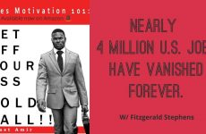 Nearly 4 Million U.S. Jobs Have Vanished Forever. w/ Fitzgerald Stephens