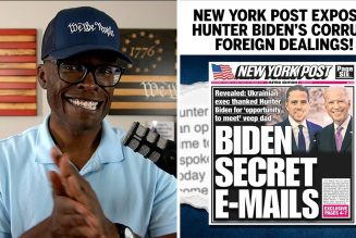 NY Post EXPOSES Hunter Biden With Drugs and Dirty Money!