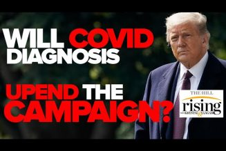 Panel: How Will Trump's Coronavirus Diagnosis UPEND The 2020 Campaign?