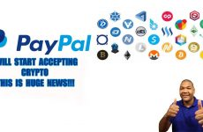 PayPal Will Start Accepting Bitcoin And Other Crypto Currencies The Great Reset Is Here