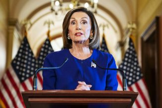 Pelosi Wants The Power To Replace The President W/ The Vice President Without An Election