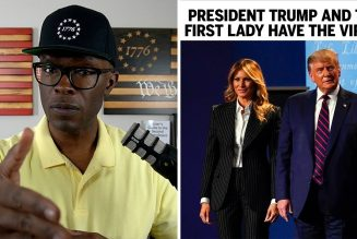 President Donald Trump & First Lady Melania Have The Virus!