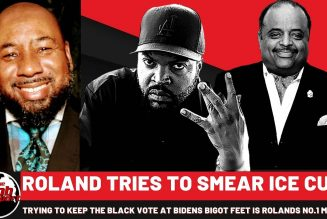 Roland Martin Epic Fail To Smear Ice Cube