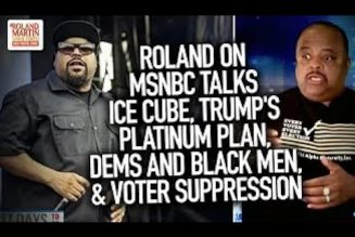 So I watched Roland Martin Try to interview Ice Cube!!!!