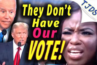 """The Black Vote"" – Democrats' ARROGANCE They Don't Have To Earn It."