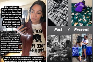 The Problem W/ AOC Likening Herself To The Black Panthers During Her Instagram Story