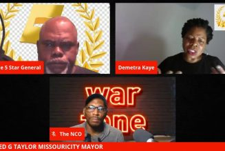 THE WAR ZONE | BLACK CELEBRITIES SELLING THEIR AZZ TO THE DEMOCRATIC PARTY