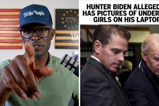 UPDATE: Hunter Biden Allegedly Has ILLEGAL PICTURES On His Laptop