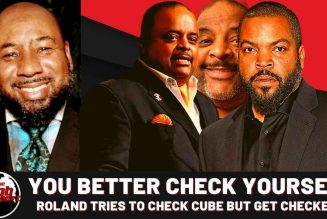 You Better Check Yourself Roland Martin