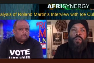 Analysis of Roland Martin's Interview with Ice Cube