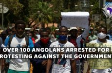 Angola Cracks Down Violently On Protests