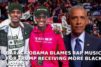 Barack Obama Is Very Out Of Touch With Black Men