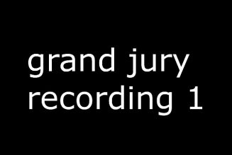 Breonna Taylor Justice: AUDIO Grand Jury Recording 1