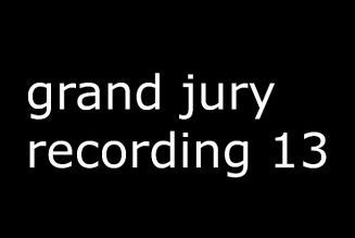 Breonna Taylor Justice: AUDIO Grand Jury Recording #13