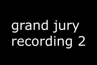 Breonna Taylor Justice: AUDIO Grand Jury Recording #2