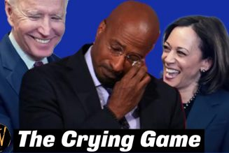 CNN's Van Jones Cries For Liberals Entertainment | Tim Black