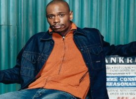 Dave Chappelle Calls Out Viacom/CBS for Streaming the Chappelle Show on Netflix Without Paying Him!