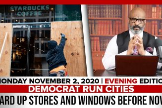 DEMOCRAT RUN CITIES BOARD UP STORES AND WINDOWS BEFORE NOV. 3 | The Stewart Alastair Edition