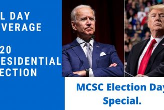 Election Day Special! Who Will Win? Biden Versus Trump