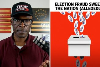 "Election Fraud SWEEPS The Nation ""ALLEGEDLY"""