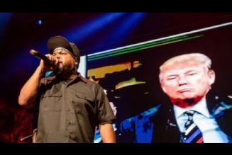 Ice Cube disrupts Black Bootlick's agenda