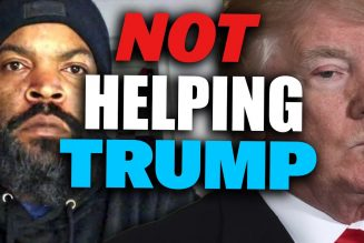 Is Ice Cube HURTING Trump's campaign?