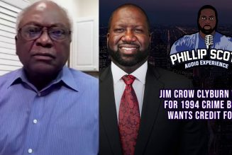 Jim Crow Clyburn Voted For The 1994 Crime Bill & Wants Credit For It
