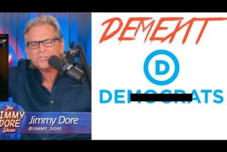 Jimmy Dore: Stop Making Excuses To Not Support A Third Party