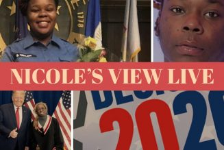 Nicole's View Live: 2020 Election, Breonna Taylor Jurors Speak, Walter Wallace Jr. + More