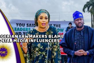 Nigerian Lawmakers Blame Social Media Influencers For Exposing Violence Against Peaceful Protesters