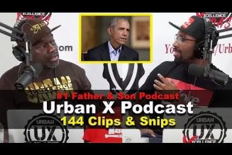 Obama thinks he knows why Black men and rappers voted for Trump | Urban X Podcast 144