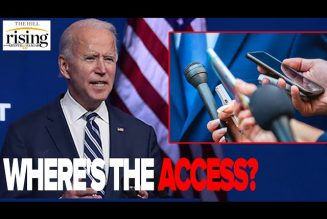 Panel: Biden Team RIPPED For Lack Of Press Access, Transparency