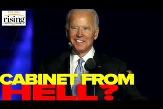 Panel: Floated Biden Cabinet Like West Wing Episode From Hell