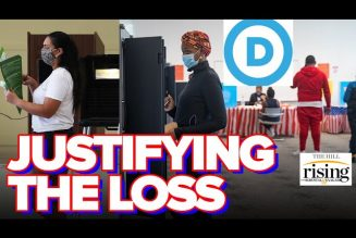 Panel: How Will Dems Justify Loss With Blacks, Latinos?