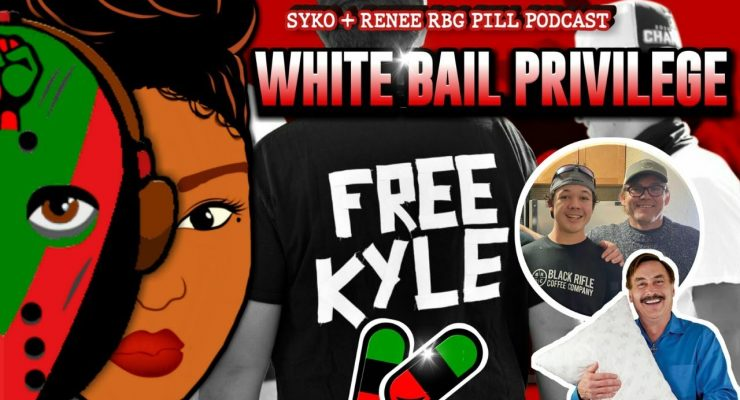 RBG Pill – White Bail Privilege