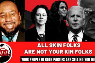 Skin Folks Are Not Always Kin Folks