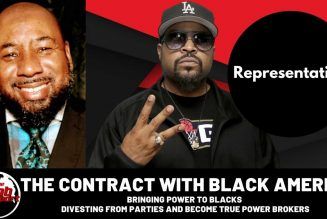 The Contract With Black America : Representation