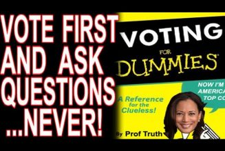 The Idiocy of Voting First & Asking Questions Later
