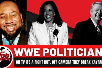 WWE Politicians: On TV they fight but in private they break Kayfabe