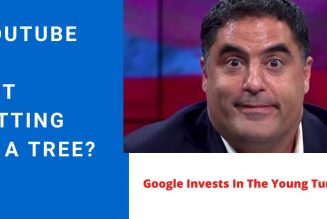 Youtube/Google Invests In TYT. Can They Be An Ally of Big Tech AND The Left?