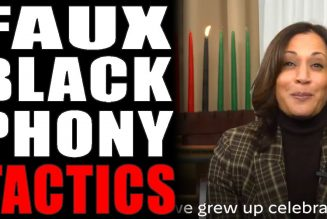 12-26-2020: Kamala Harris and the Faux Black Strategy for 2024