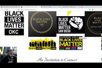 BLM Chapters start to wonder where all the donation money went