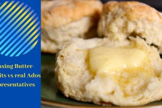 Butter-biscuit chasers vs. an unapologetic Ados elected official