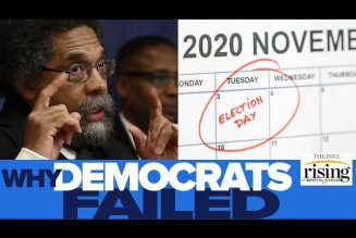 David Sirota: Cornel West DESTROYS Obama Excuses For Democratic Failures