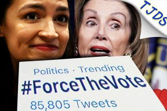 Force The Vote is Trending! Pressure Campaign on Politicians Getting Stronger.