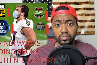 GO WOKE GO BROKE! NFL IN DECLINE! Poor 2020 Ratings Causing TV Networks To Lose Money On In Game Ads