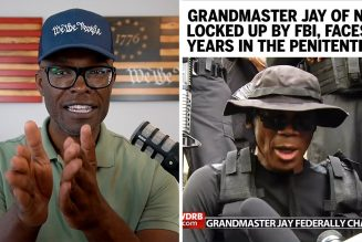 Grandmaster Jay of NFAC Arrested By The FBI, Will He SNITCH?