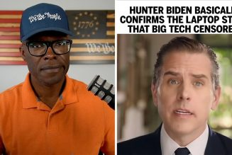 Hunter Biden Confirms The Story Big Tech Censored For Months!
